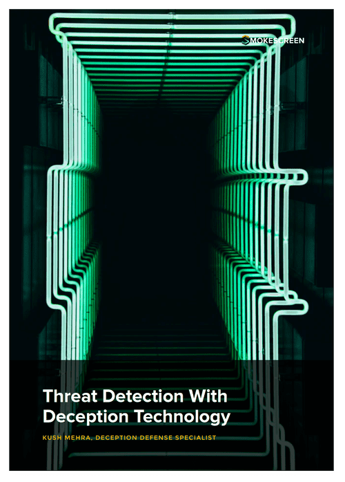 Detect Threats With Deception Technology